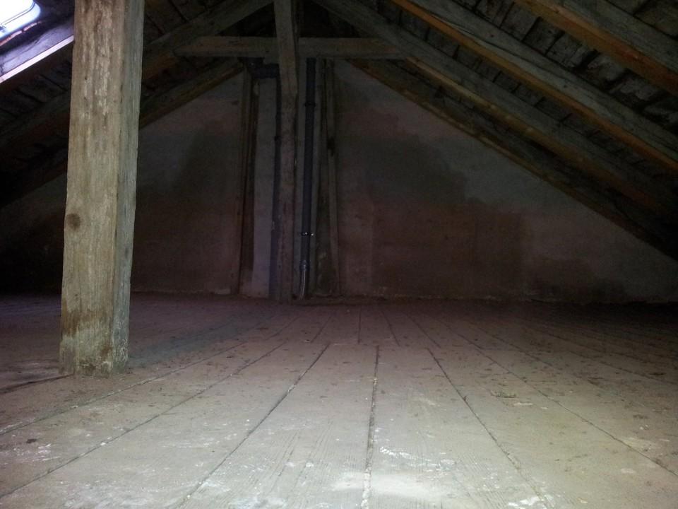 Dachboden, Abstellraum