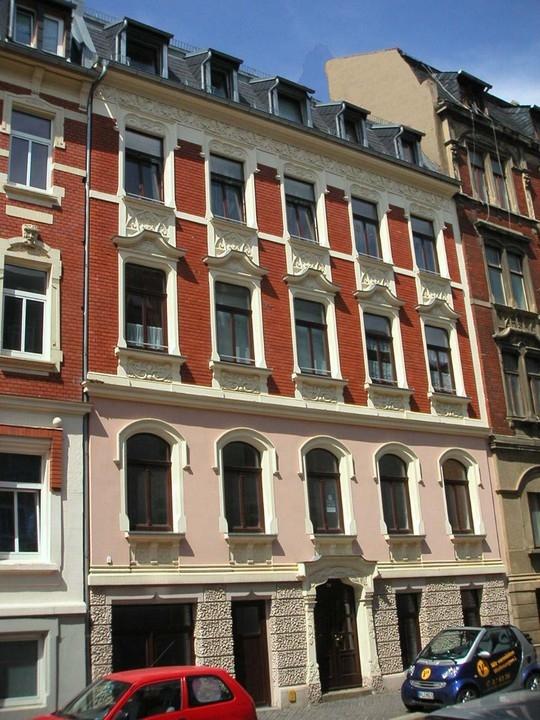 schönes Gründerzeithaus